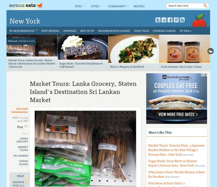 Lanka Grocery 3.12