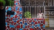 Sunday morning en La Habana: This lady. (La Matrona del Callejón de Hamel.)