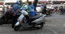 Uber-moped.