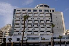 Tangier architecture.