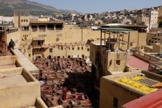 The tanneries.
