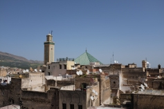 Fes from above.