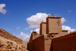 Ait Benhaddou, the site of many a film shoot (including Game of Thrones!)