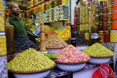 Olives, olives everywhere.