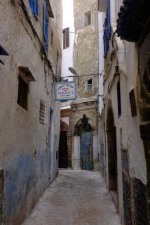 Wandering the medina.